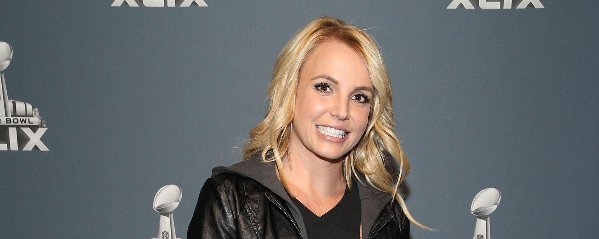 Populární americká zpěvačka Britney Spears - Sputnik Česká republika, 1920, 25.09.2021