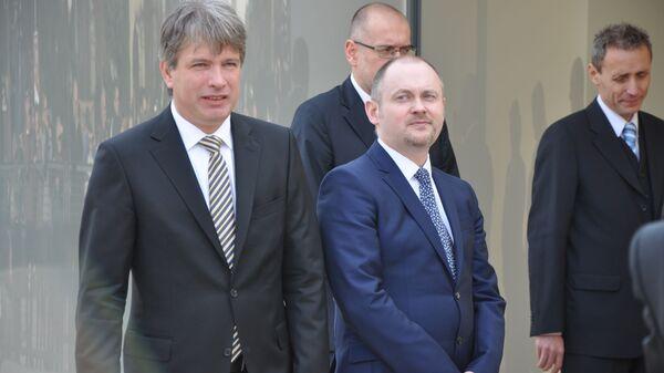 Чешский политик Роман Ондерка - Sputnik Česká republika