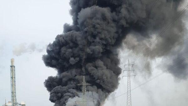 Взрыв в Леверкузене, Германия - Sputnik Česká republika