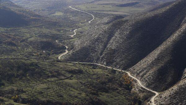 Кельбаджарский район Азербайджана, граничащий с Арменией - Sputnik Česká republika