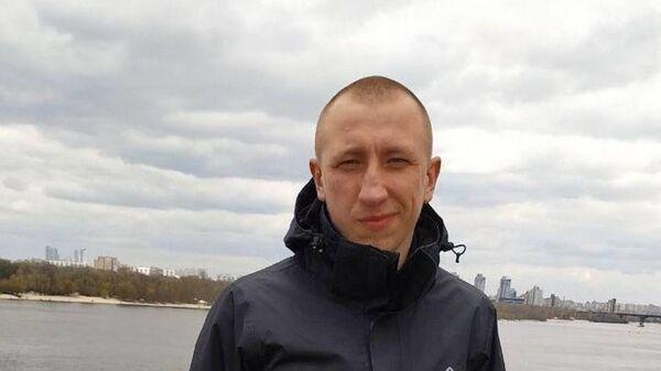 Руководитель общественной организации «Белорусский дом в Украине» Виталий Шишов  - Sputnik Česká republika