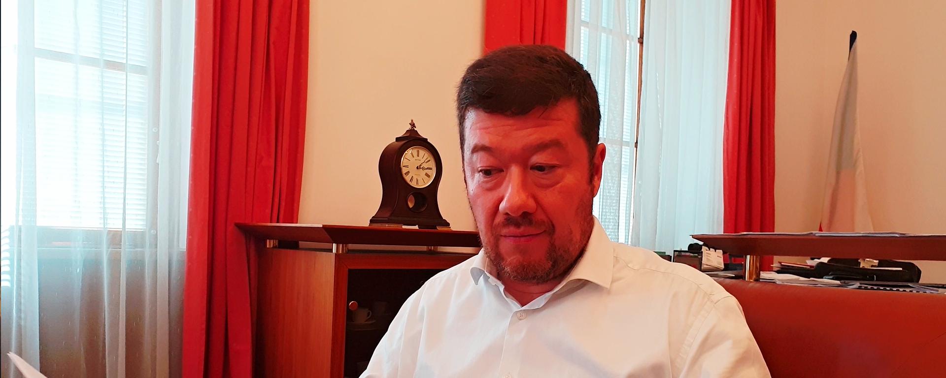 Tomio Okamura, předseda SPD - Sputnik Česká republika, 1920, 08.08.2021