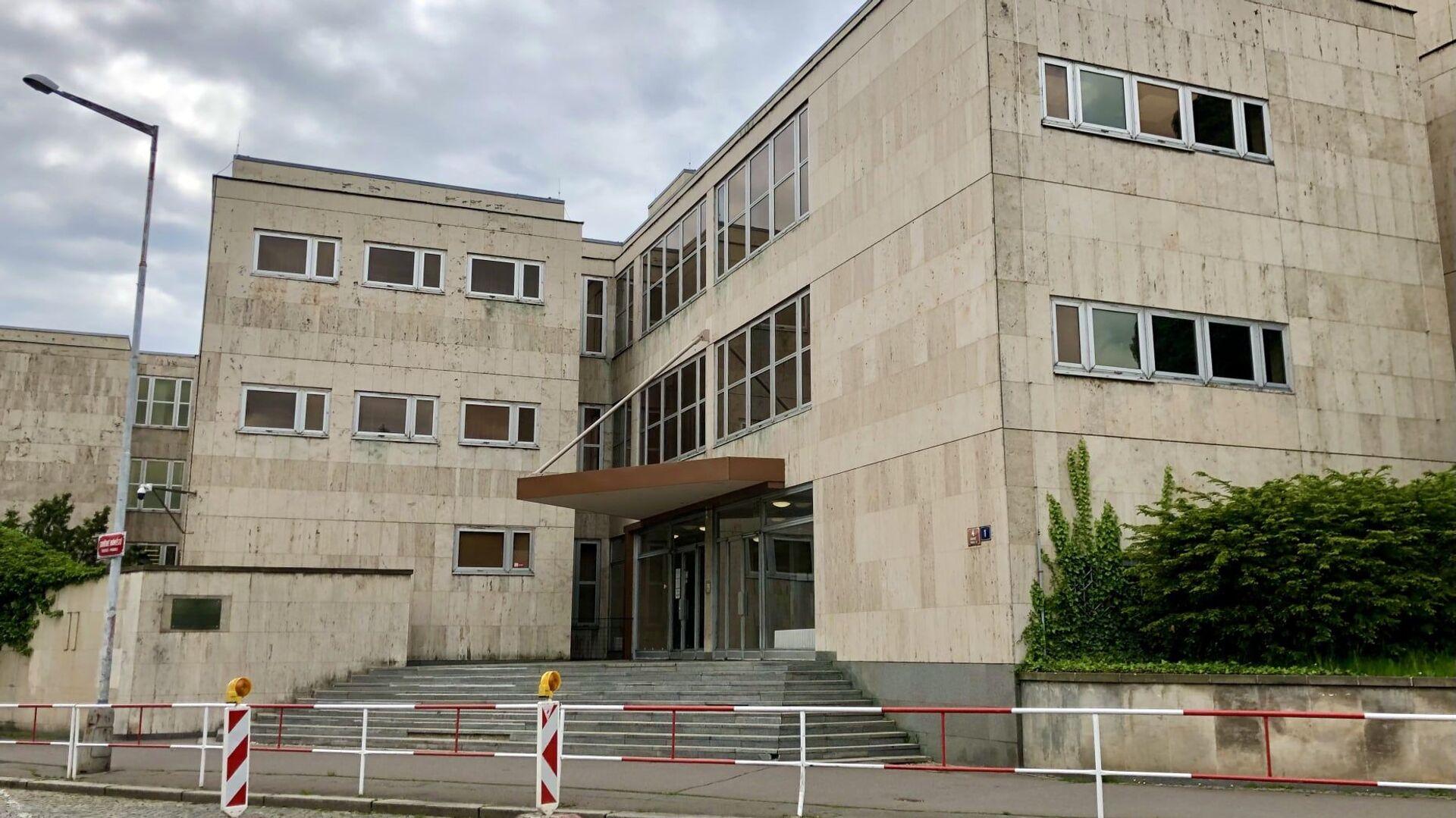 Střední škola při Velvyslanectví Ruska v Praze - Sputnik Česká republika, 1920, 13.08.2021
