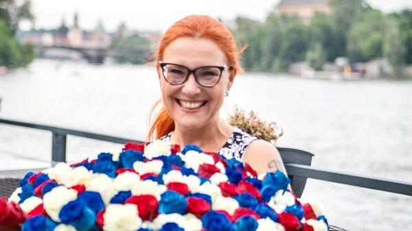 Чешский политик Zuzana Majerová Zahradníkovа - Sputnik Česká republika