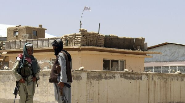 Боевики Талибана* в городе Газни, Афганистан - Sputnik Česká republika