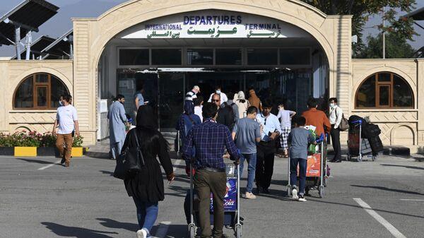 Международный аэропорт в Кабуле - Sputnik Česká republika
