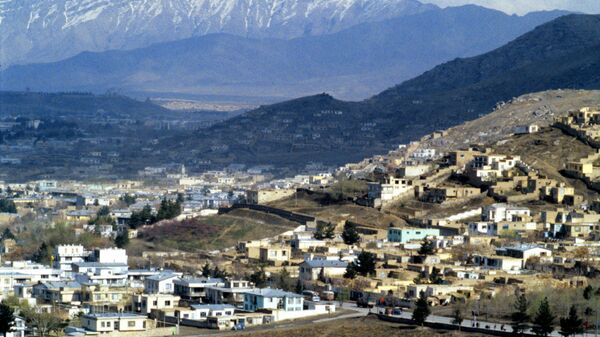 Вид города Кабул - Sputnik Česká republika
