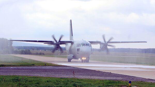 Самолет вооруженных сил Словакии  - Sputnik Česká republika