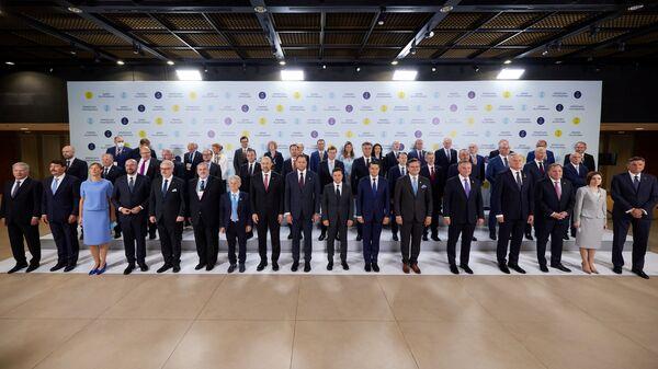Саммит Крымская платформа в Киеве  - Sputnik Česká republika