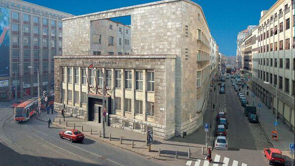 Здание Генеральной прокуратуры Словакии - Sputnik Česká republika