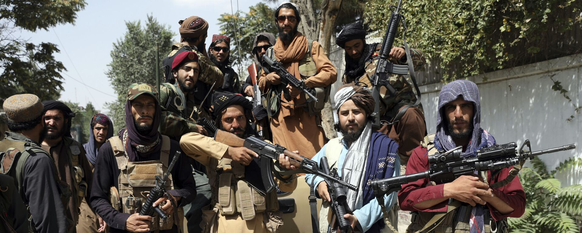 Talibánci v Afghánistánu - Sputnik Česká republika, 1920, 04.09.2021