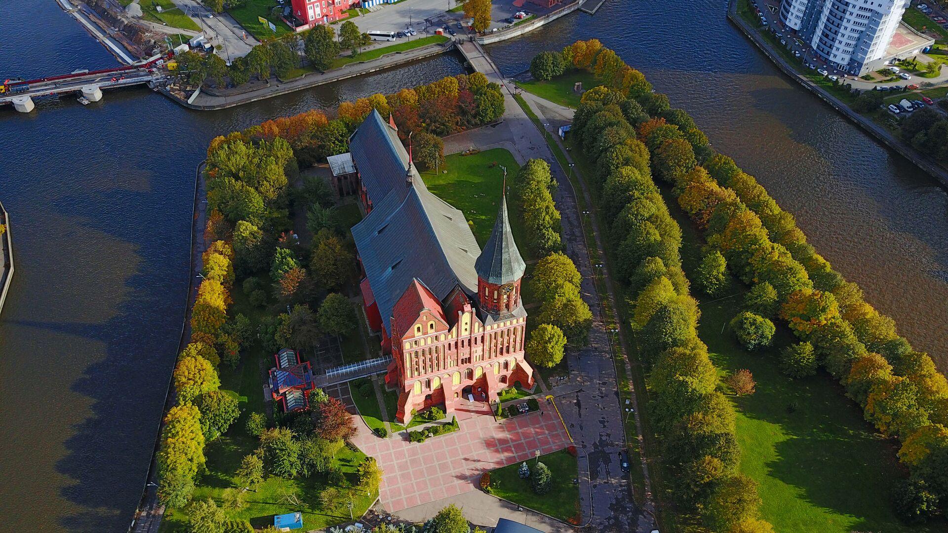 Kaliningrad - Sputnik Česká republika, 1920, 01.09.2021