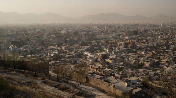 Вид на город Кабул в Афганистане - Sputnik Česká republika
