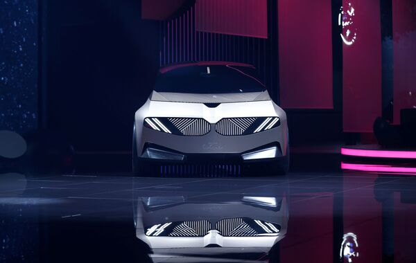 Vůz BMW i Vision Circular - Sputnik Česká republika