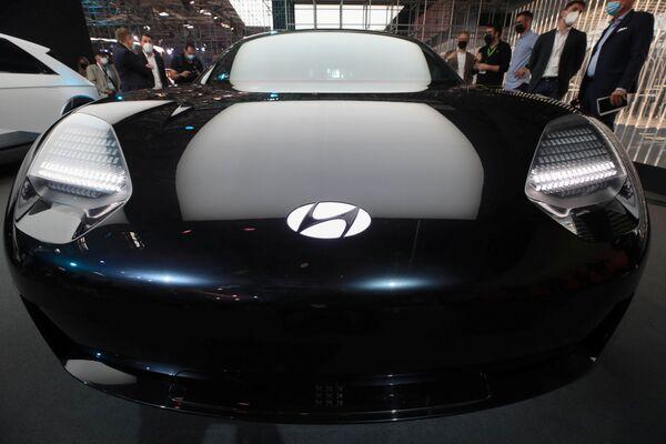 Koncepční vůz Hyundai Ioniq 6 - Sputnik Česká republika