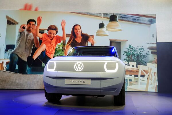 Auto Volkswagen ID. Life - Sputnik Česká republika