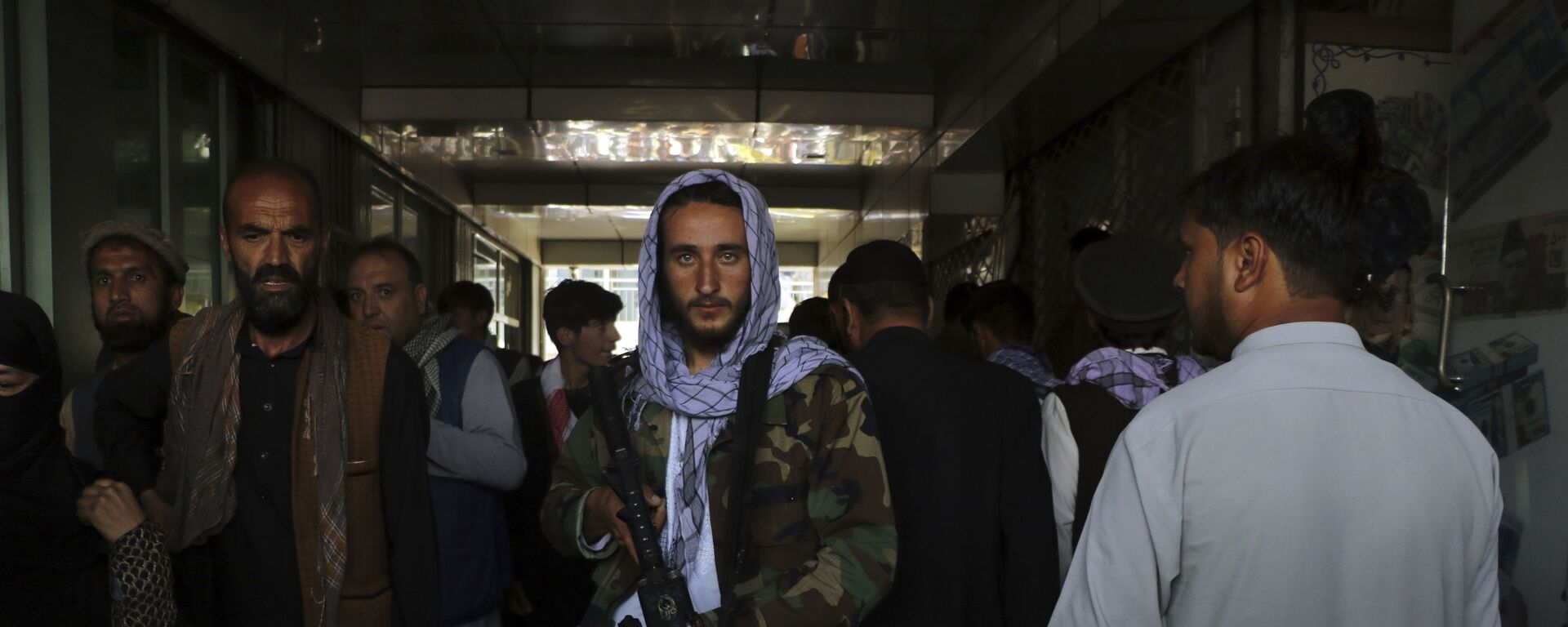 Tálibán (Teroristická organizace zakázaná v Rusku) v Afghánistánu - Sputnik Česká republika, 1920, 08.09.2021