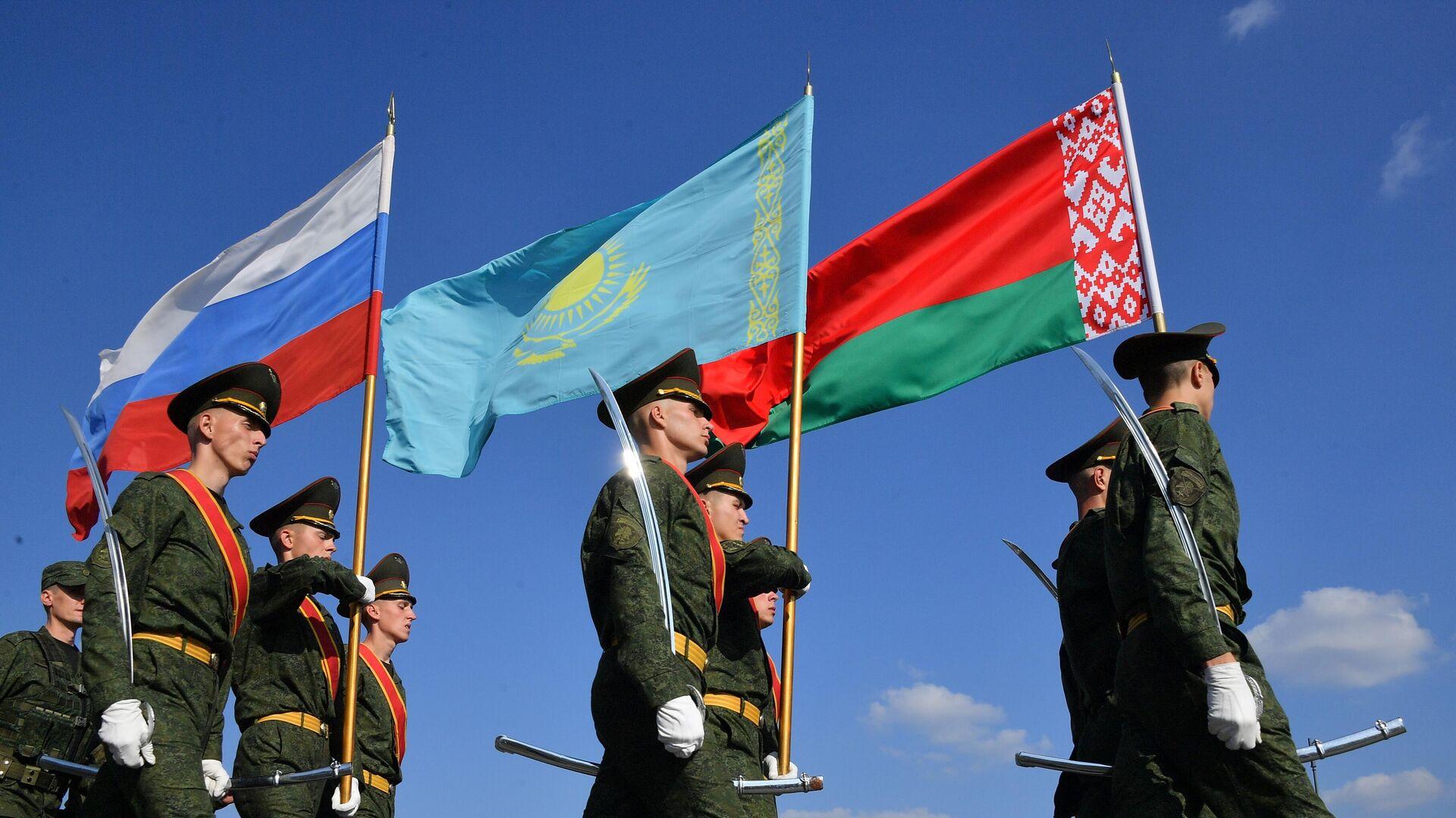 Zahájení cvičení Západ 2021 - Sputnik Česká republika, 1920, 10.09.2021