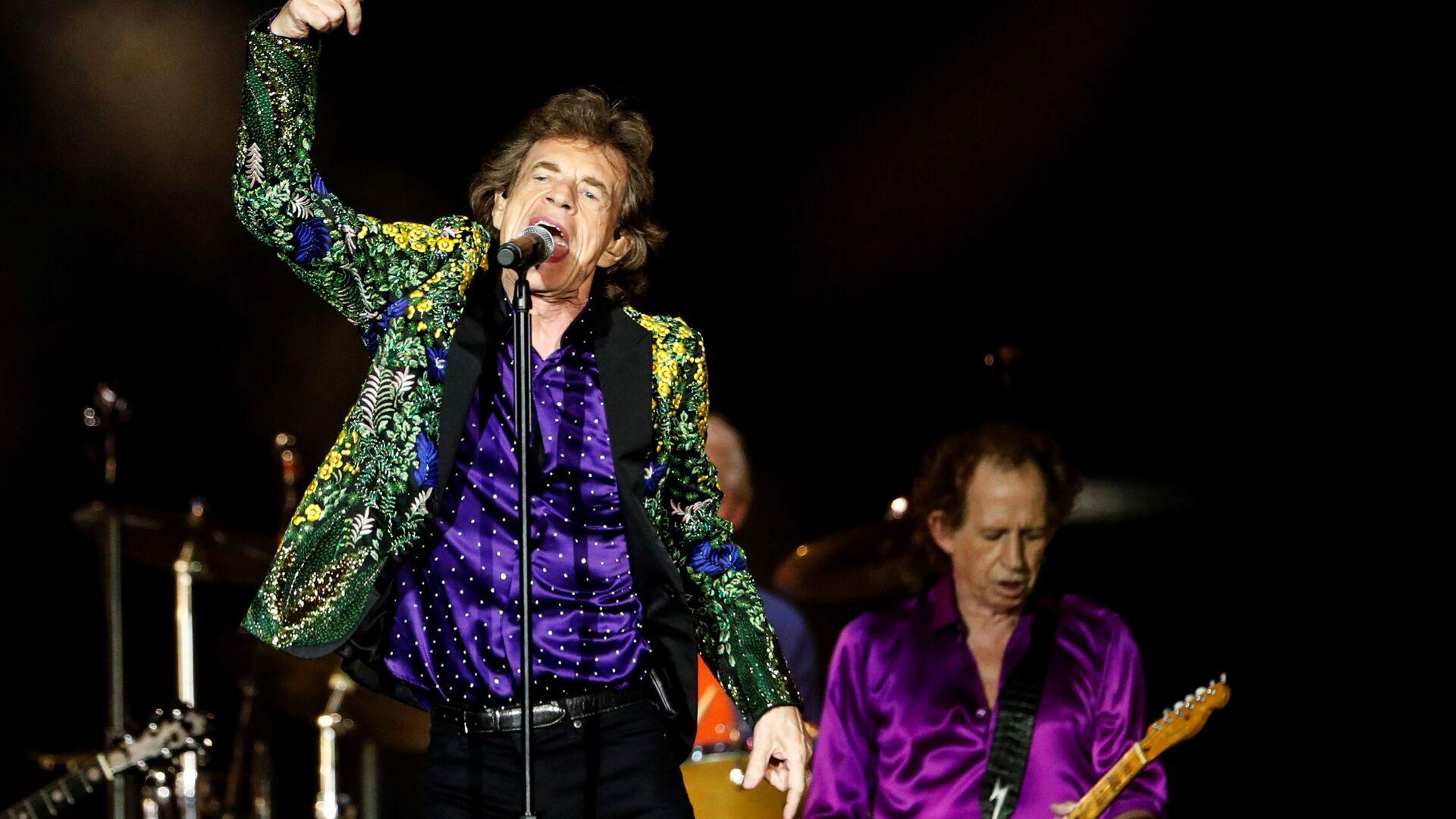 Выступление Rolling Stones - Sputnik Česká republika, 1920, 12.09.2021