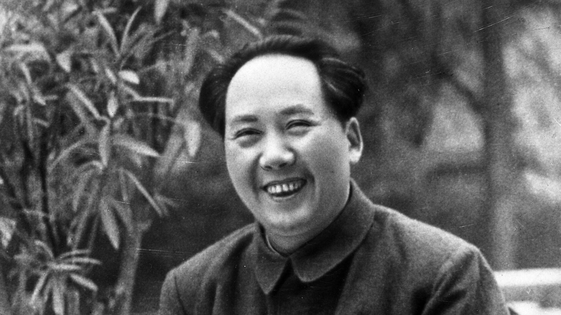 Mao Ce-tung schvaluje - Sputnik Česká republika, 1920, 13.09.2021