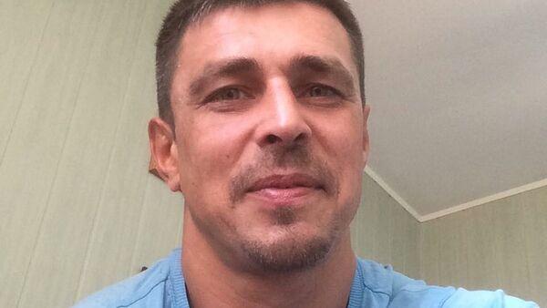 Гражданин РФ Александр Франчетти - Sputnik Česká republika