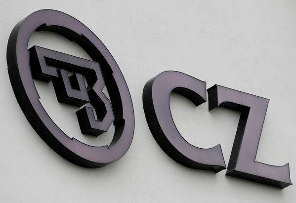 Logo České zbrojovky. - Sputnik Česká republika