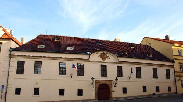 Грзанский дворец в Праге - Sputnik Česká republika