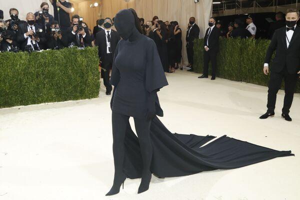 Americká televizní osobnost Kim Kardashian. - Sputnik Česká republika