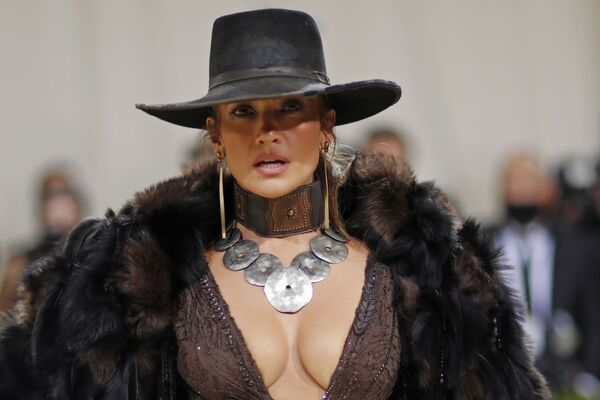 Herečka Jennifer Lopez. - Sputnik Česká republika