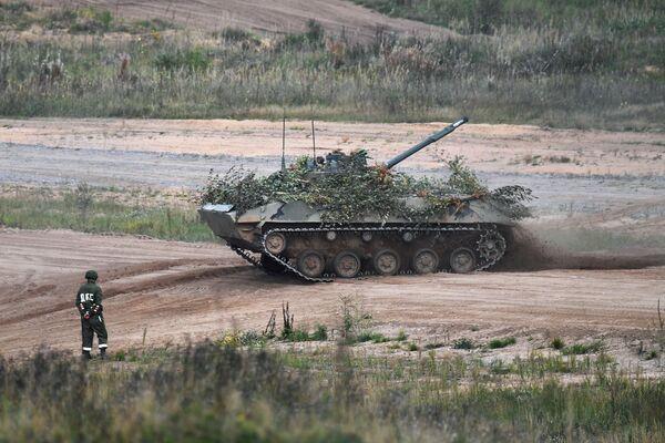 Bojové vozidlo BMD-4 - Sputnik Česká republika