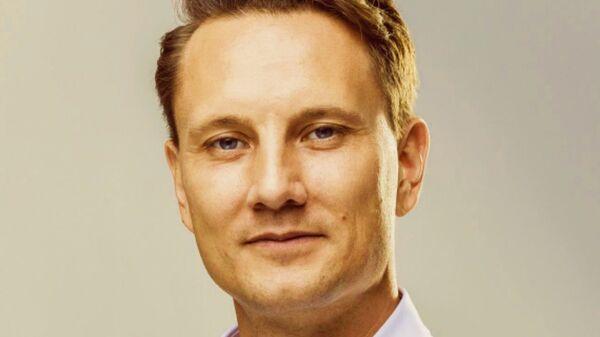 Председатель партии Швейцарская демократия Томаш Раждик - Sputnik Česká republika