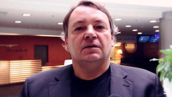 Президент федерации хоккея Чехии Томаш Краль - Sputnik Česká republika