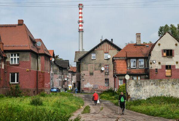 Část Bobrek ve městě Bytom v Polsku - Sputnik Česká republika