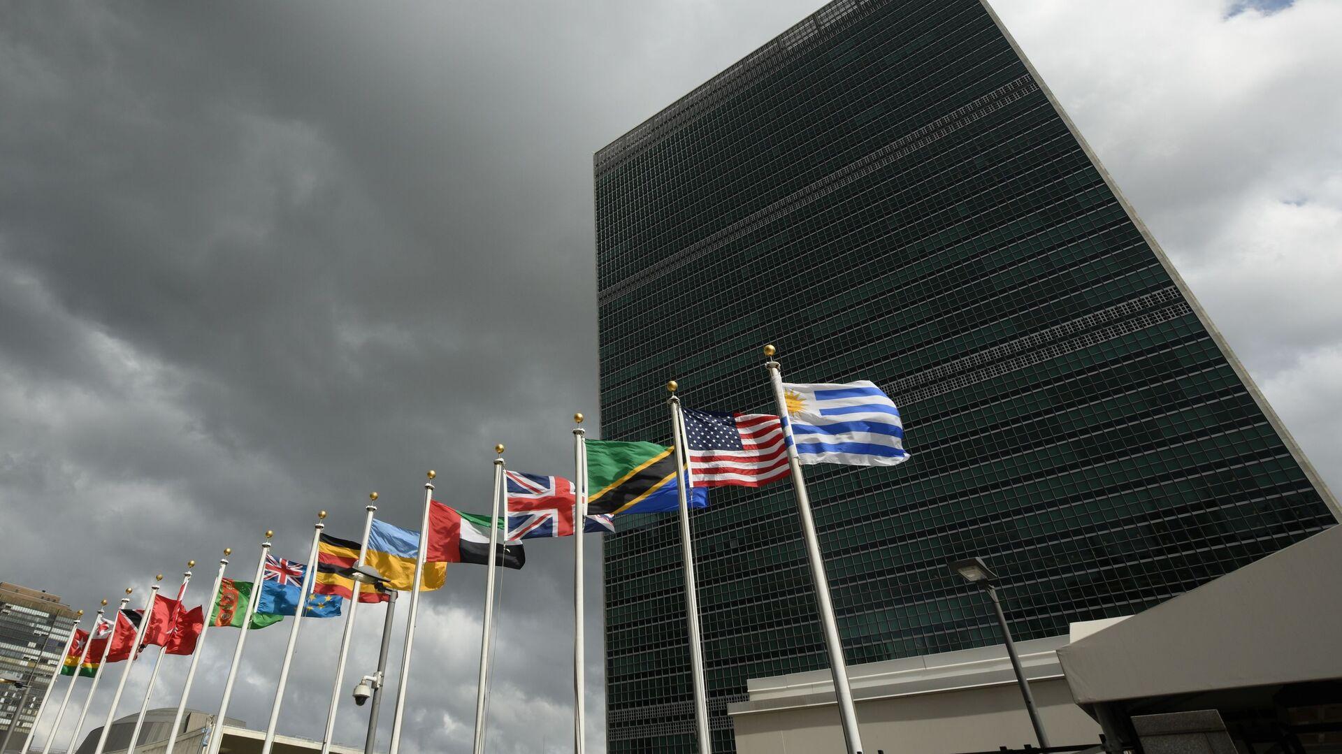 Budova OSN v New Yorku - Sputnik Česká republika, 1920, 26.09.2021