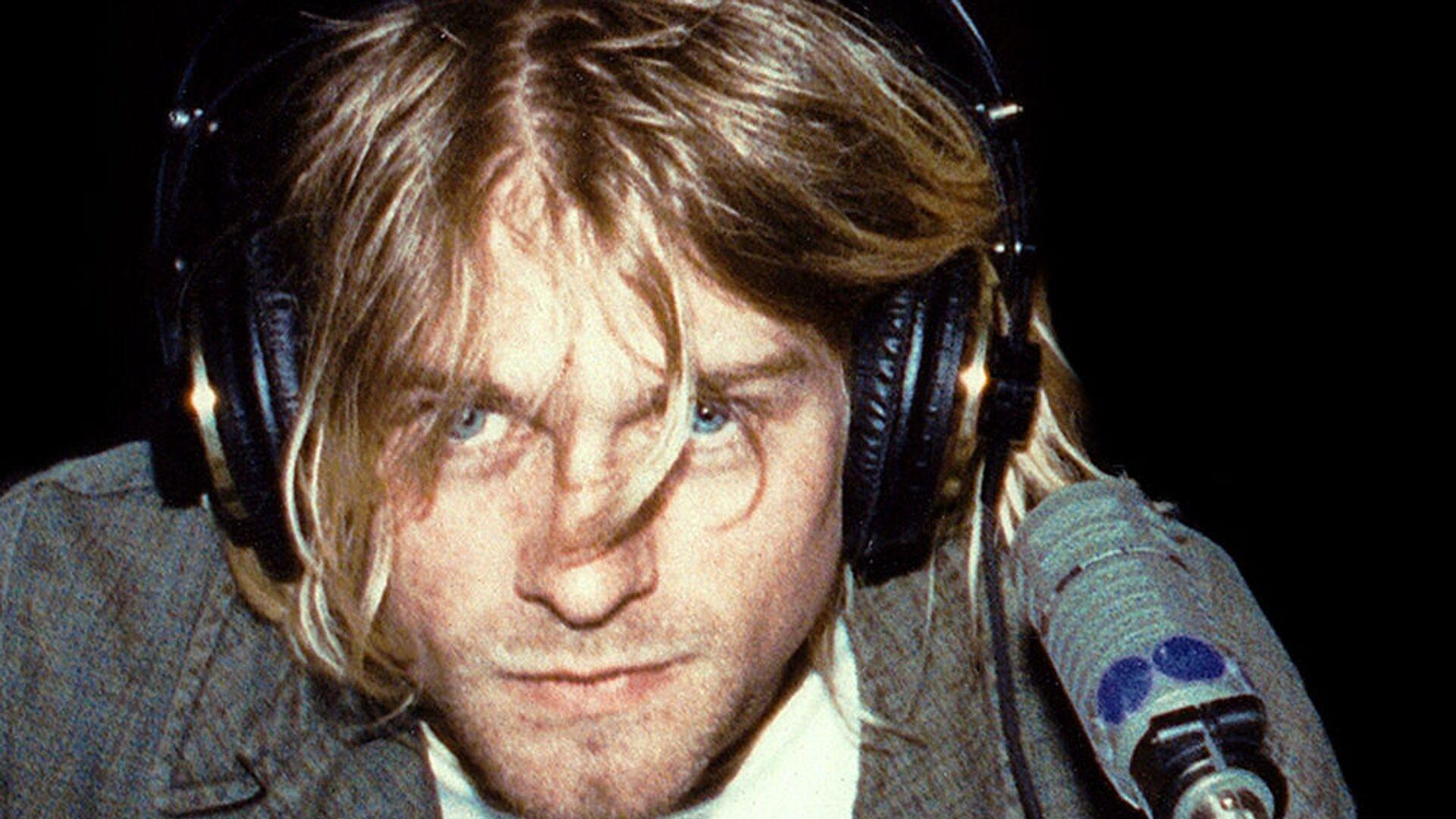 Kurt Cobainб 1991 - Sputnik Česká republika, 1920, 26.09.2021