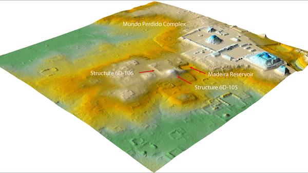 Kopie starověkého města Teotihuacán - Sputnik Česká republika