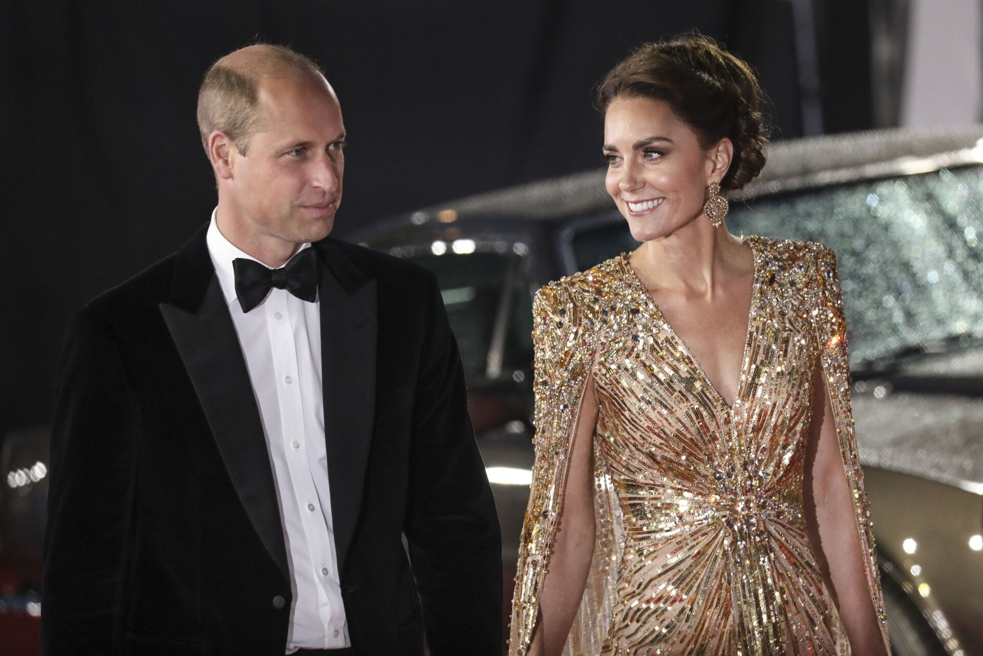 Princ William a Kate Middletonová - Sputnik Česká republika, 1920, 29.09.2021