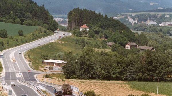 Pohled na Slušovice - Sputnik Česká republika