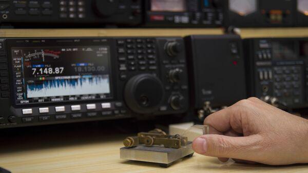 Техника для приема и отправки радиосигнала - Sputnik Česká republika