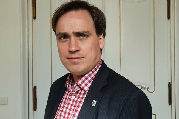 Jiří Nerušil, SPD - Sputnik Česká republika