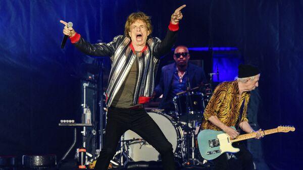 The Rolling Stones выступают во время тура No Filter в The Dome at America's Center в Сент-Луисе - Sputnik Česká republika