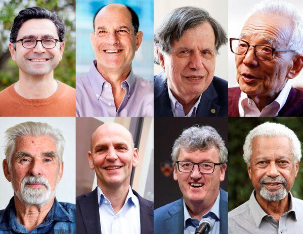 Laureáti Nobelovy ceny 2021 - Sputnik Česká republika