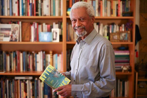 Abdulrazak Gurnah nositel Nobelovy ceny 2021 v oblasti literatury (Tanzánie) - Sputnik Česká republika