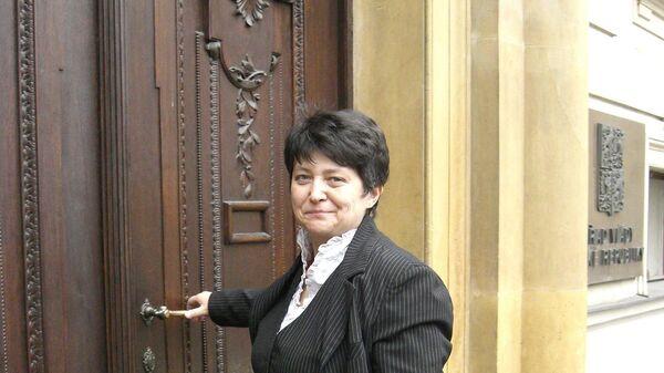 Чешский политик Джамиля Стехликова - Sputnik Česká republika
