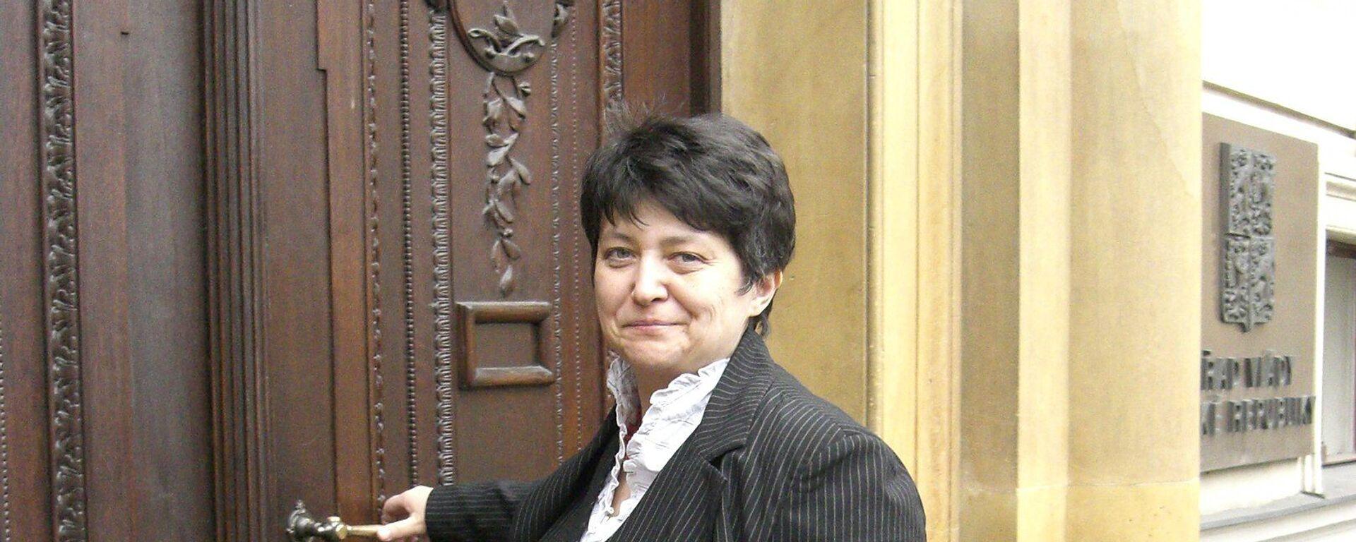 Džamila Stehlíková - Sputnik Česká republika, 1920, 12.10.2021