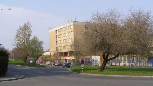 Вид на Центральный военный госпиталь в Праге, Чехия - Sputnik Česká republika