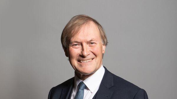Британский политик Дэвид Амесс - Sputnik Česká republika