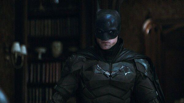 Кадр из фильма Бэтмен (2022) - Sputnik Česká republika