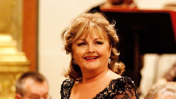 Cловацкая оперная певица Эдита Груберова - Sputnik Česká republika