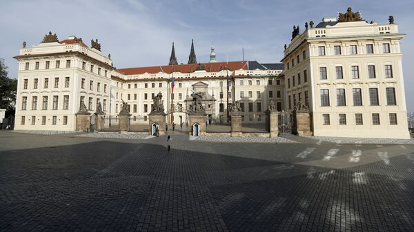 Пражский Град, Чехия - Sputnik Česká republika